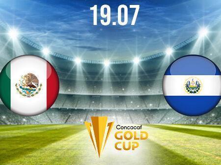 Mexico vs El Salvador Preview and Prediction: CONCACAF Gold Cup Match on 19.07.2021