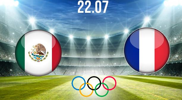 Mexico vs France Preview and Prediction: Olympic Games Match on 22.07.2021