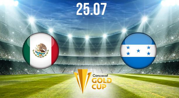 Mexico vs Honduras Preview and Prediction: CONCACAF Gold Cup Match on 25.07.2021