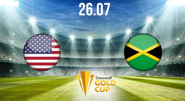 USA vs Jamaica Preview and Prediction: CONCACAF Gold Cup Match on 26.07.2021